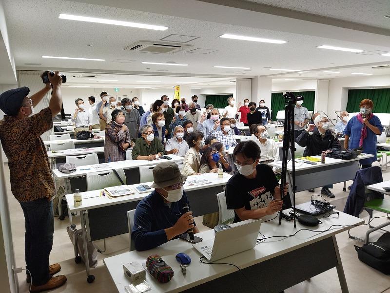 9・4旭非正規職支会支援共闘集会が画期的な成功!
